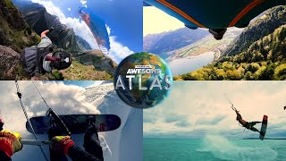 Big Air in the Cook Islands, Switzerland, the Rockies & Alps | PAA Atlas