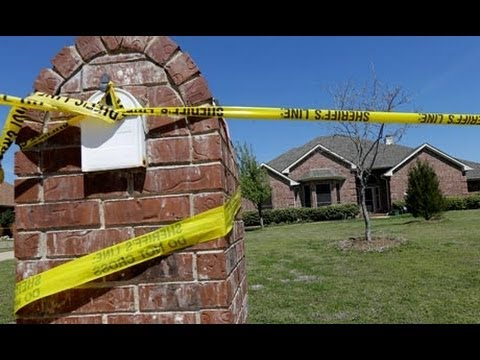 Texas DAs Murdered By Organized Crime (the Aryan Brotherhood?...)