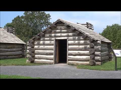 A tour of the Valley Forge National Historical Park.