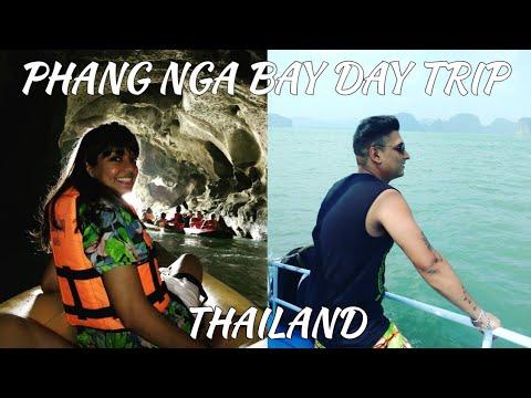 Phang nga bay, Phuket, Thailand - phang nga national park - james bond island - phuket cave conoeing