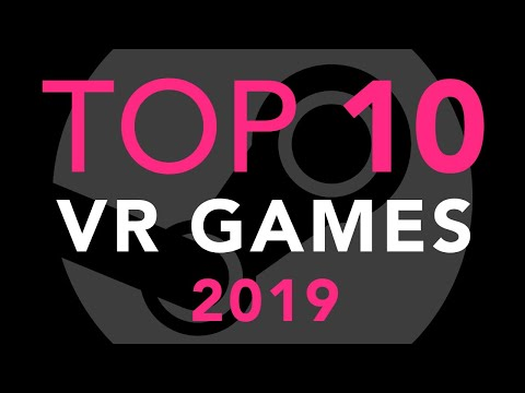 Top 10 Steam VR Games Of 2019