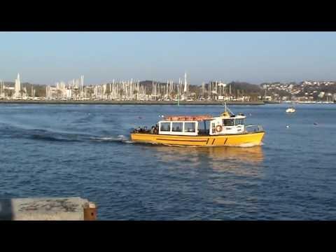 Barco Hondarribia - Hendaye