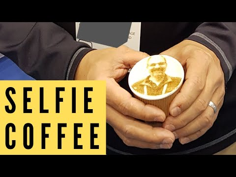3D Coffee Printer, IView's Picasso (Coffee Art Printer, Food Grade Printer, And More!)