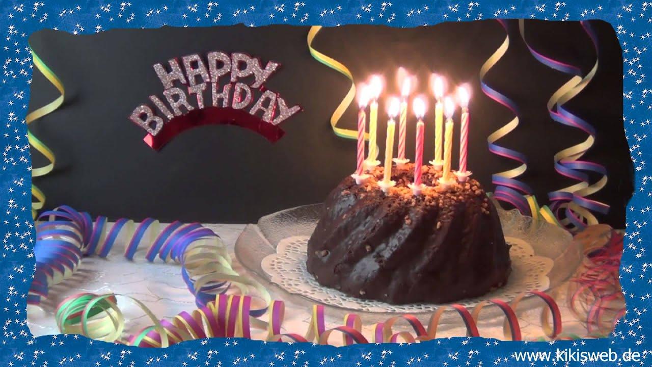 Zum 4 Geburtstag