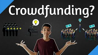 What is Crowdfunding?💰 (Hindi)