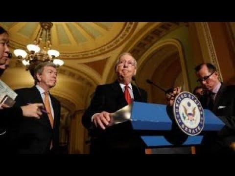Senate progressed a lot on tax reform: Sen. Daines