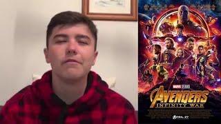 Adolygiad Avengers: Infinity War | Steff | Fideo Fi