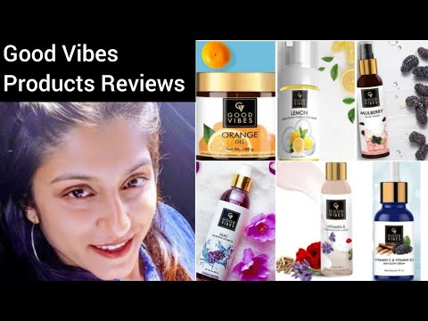 Good Vibes Product Review | Affordable Skincare | Good Vibes Serum Review