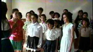 Martuni music school choir-Colak jan, Angela Martirosyan,1995 tiv