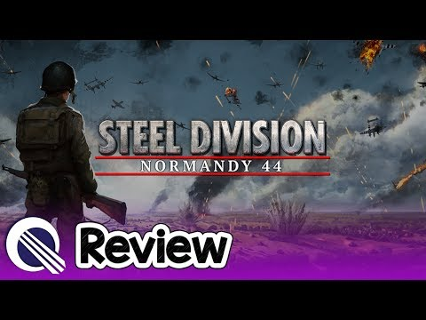 Steel Division Normandy 44 Review