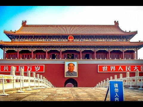 Day 3. Beijing Sleeps - Military closes the Forbidden City (Around the World in 50 days)