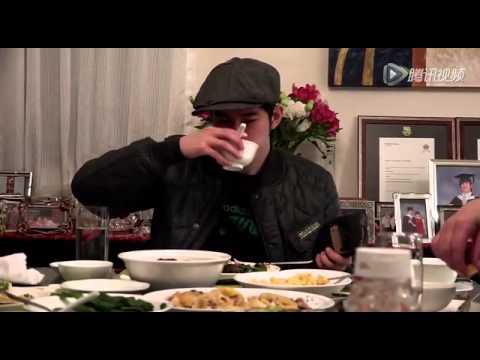 20150312《花樣姐姐》李治廷 Aarif Rahman 豪宅曝光 母親首度露面英文交流