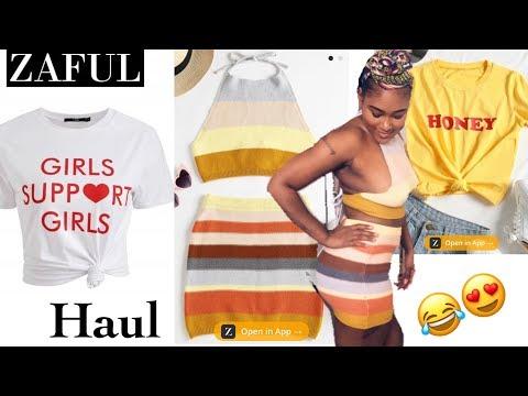 Zaful haul Honest Review