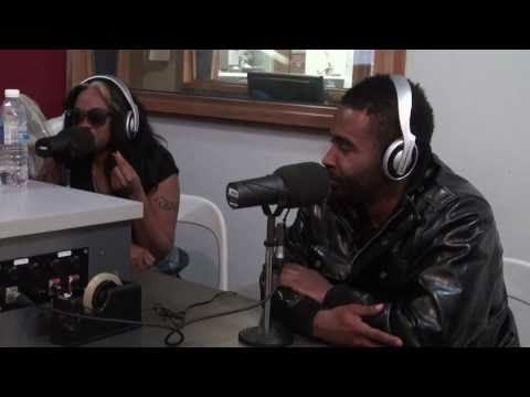 Pharaohe Monch & Jean Grae - Interview Pt 2 - Stolen Records - FBi 94.5 FM