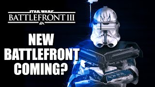 NEW Star Wars Battlefront 3 Game Coming? - Multiple games CONFIRMED! (Lucasfilm Games)
