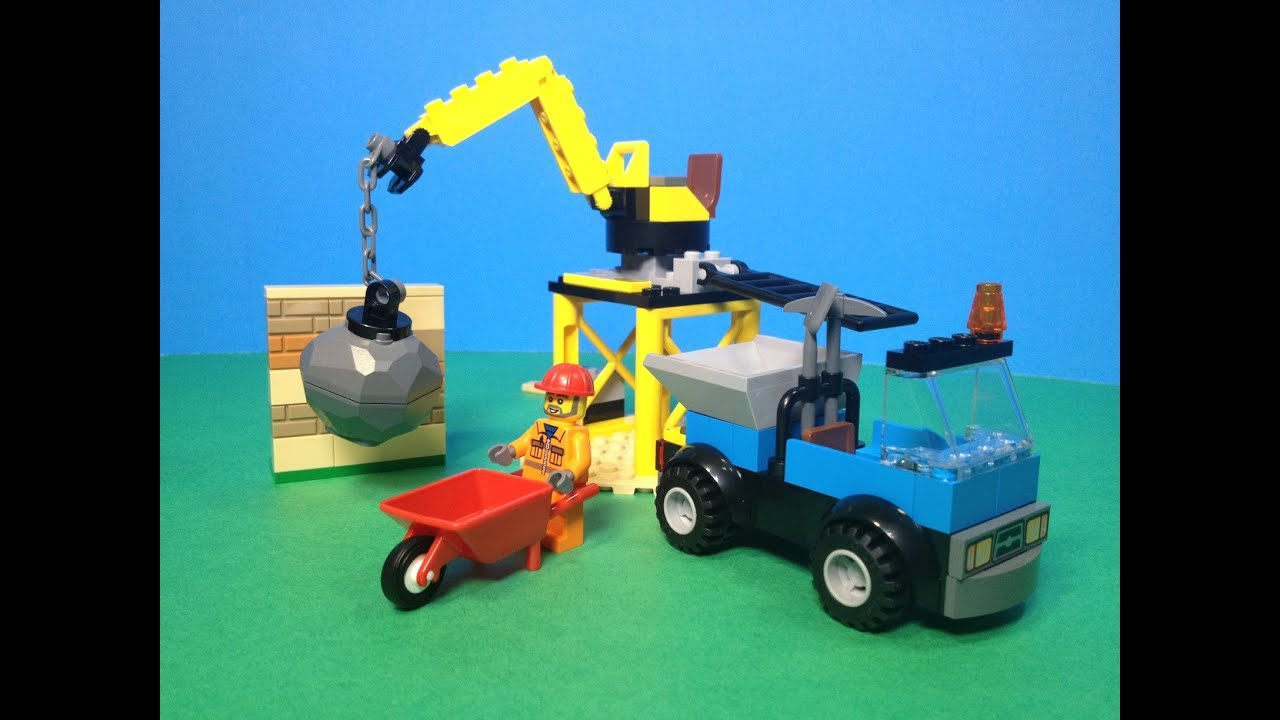 LEGO Junior Construction Set a Lego Building and Construction Toy     LEGO Junior Construction Set a Lego Building and Construction Toy Play Set    YouTube