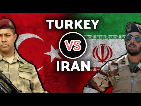 Turkey vs Iran - Military Power Comparison 2020