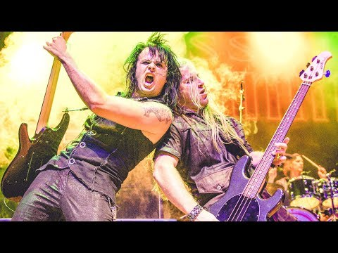 KISSIN' DYNAMITE - I Will Be King (Live) // official clip // AFM Records