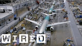 Download How Boeing Builds a 737 Plane in Just 9 Days | WIRED Mp3 and Videos