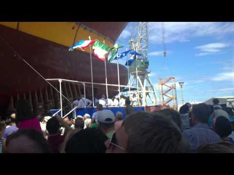 Porinuce u Uljaniku - brod GRANDE TOGO!