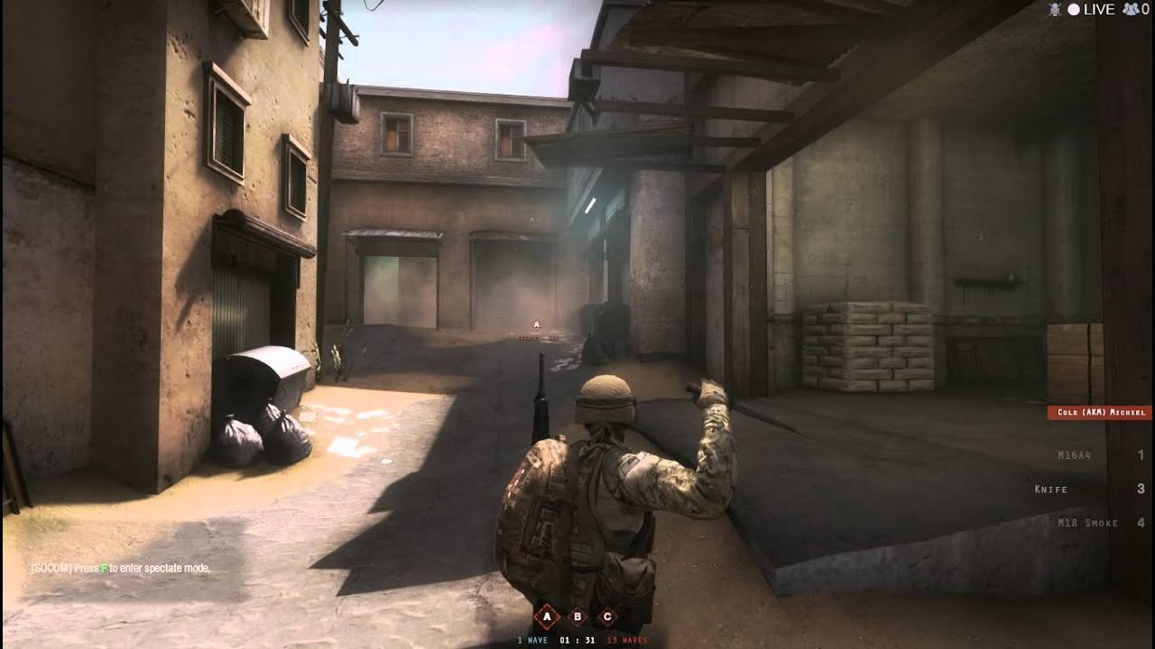 how to make insurgency mods