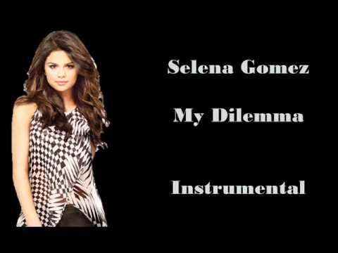 Selena Gomez - My Dilemma (Instrumental)