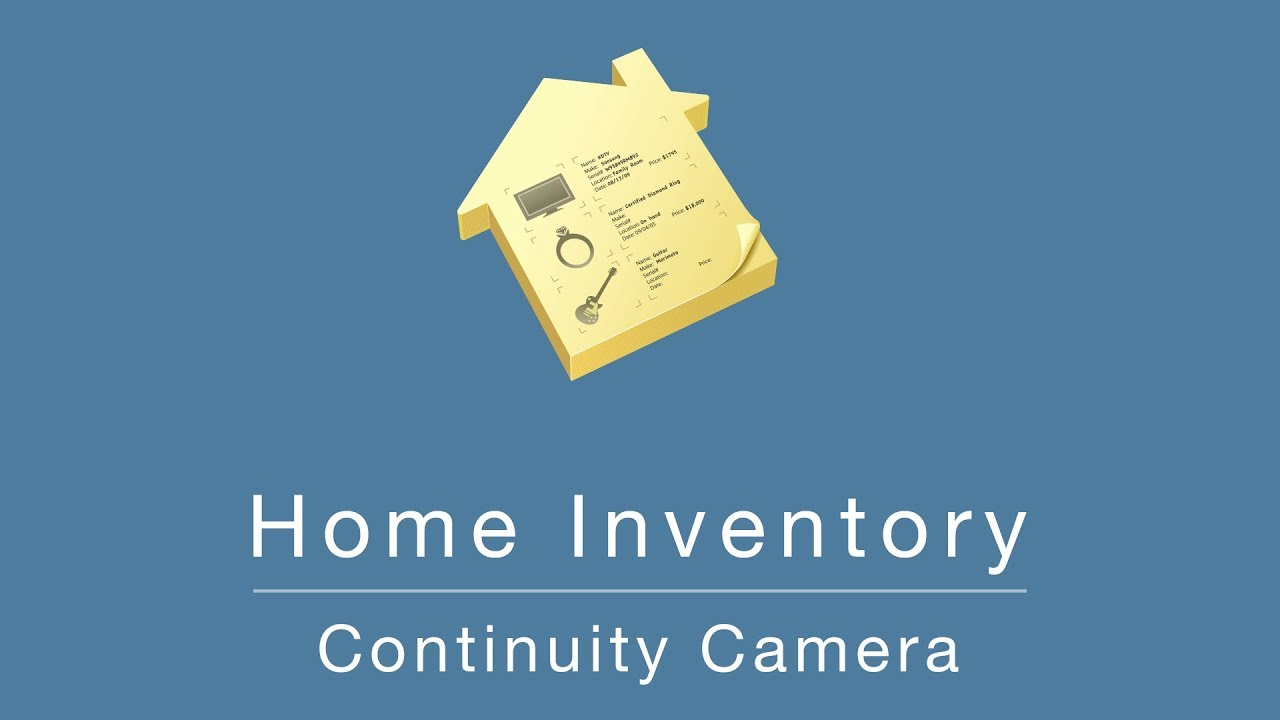 Home Inventory   Binary Formations, LLC
