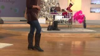 BareTraps Tall Shaft Boots - Paramount with Dan Hughes