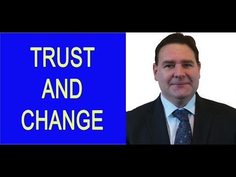 Top 10 HR Practices Explained - Trust helps in Managing Change (Human Reources Help!)