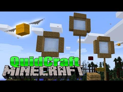 QuidCraft: Quidditch Aus Harry Potter - Minecraft Mod Review
