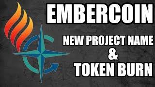 Embercoin Update - Chártis Project and Token Burn Announced