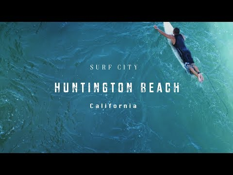 Huntington Beach Surf City Vlog