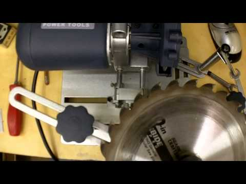 Blade Testing -Harbor Freight Circular Saw Blade Sharpener Item 96687