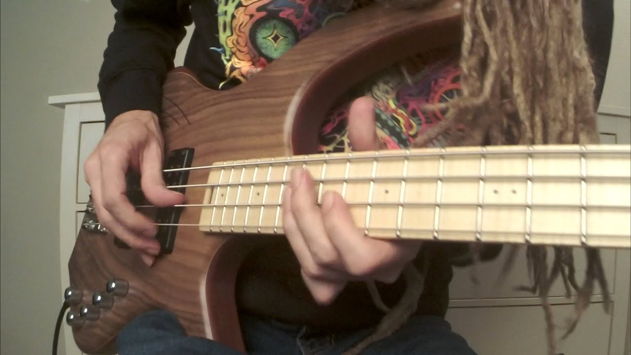 Funky Math Rock Bass Grooves