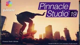 Pinnacle Studio 19. Видео-урок №2.