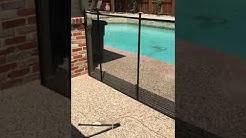 Dallas Patio Pool Fence