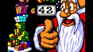 Santa Claus Junior OST (Game Boy Color) - Track 18/22 - Ending Theme