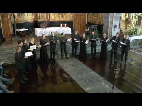 NUN KOMM DER HEIDEN HEILAND, Samuel Scheidt - DISCANTUS VOCAL ENSEMBLE