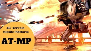 The Most Firepower in an Imperial Walker? - All Terrain Missile Platform - Star Wars Vehicle Lore