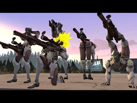 Overwatch - Best Funny Kills