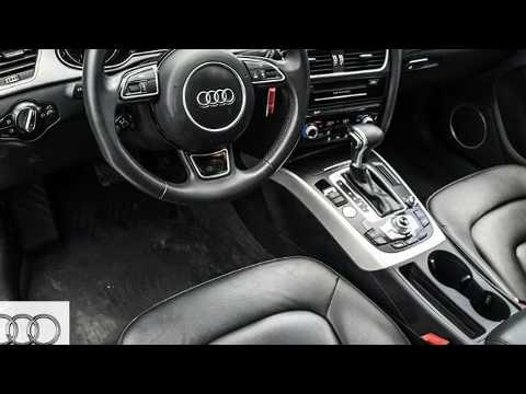 2014 Audi A4 Allroad 2.0 8sp Tiptronic Technik