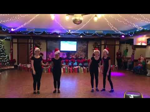 SSN:  Dance Club Performs at German American Society of Central Florida