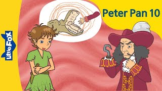 Peter Pan 10: Captain Hook's Story | Level 6 | By Little Fox