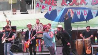 Red Wanting Blue & The Trews -
