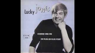 Lucky Jones - De plus en plus fort (Original 45 Belgian Mod Soul Garage)