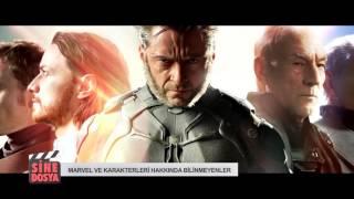 Marvel ve Karakterleri Hakknda lgin Bilgiler