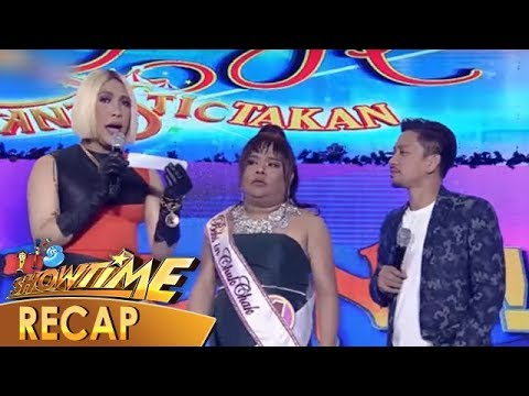 It's Showtime Recap: Wittiest 'Wit Lang' Moments of Miss Q & A contestants - Fantastictakan