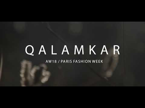 ESHA SETHI THIRANI I QALAMKAR AW18 FASHION FILM 1