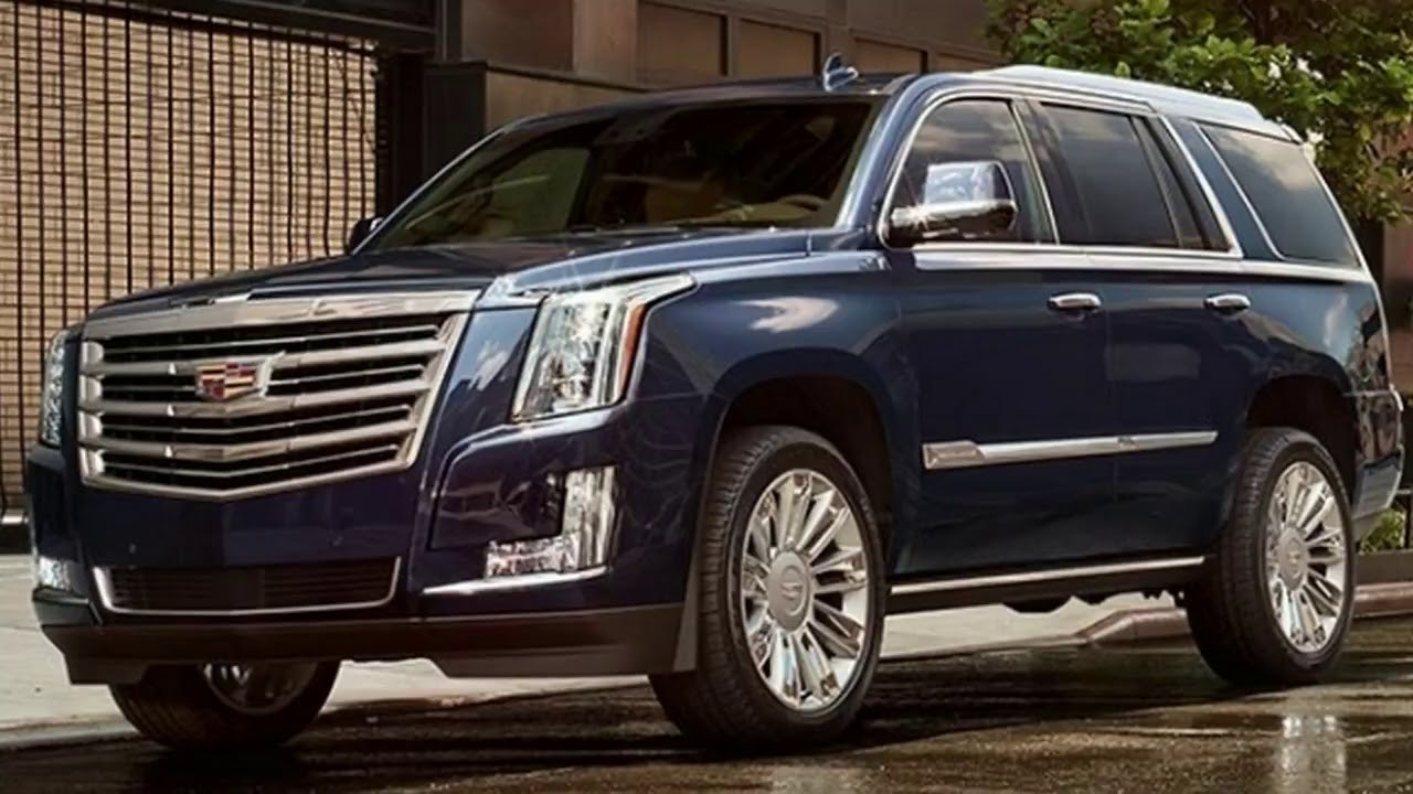 2019 Cadillac Escalade, The Next Version Of This Model
