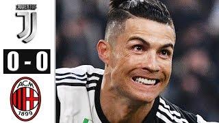 Ювентус прошёл Милан в Кубке Италии Роналду не забил пенальти